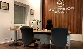 Autoshop Saar Showroom